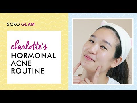Charlotte's Hormonal Acne Routine