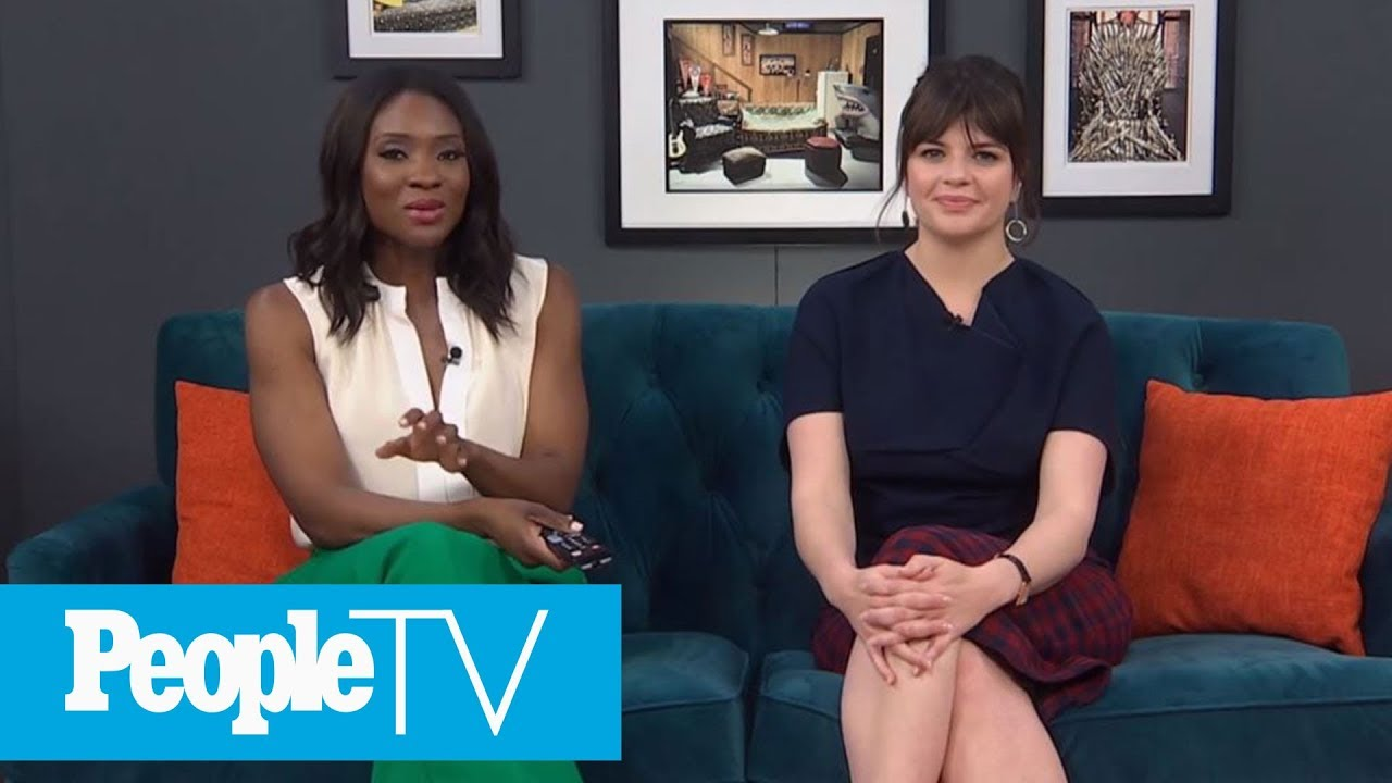 Casey Wilson Had More Screen-Time In 'Ed' Than Julie Bowen | PeopleTV