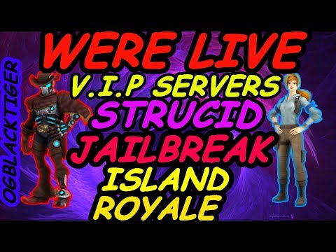 Roblox Live | Strucid Gaming | - YouTube