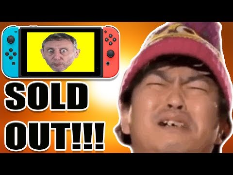 You Basically Have To Win The Lottery To Obtain A Nintendo Switch in Japan!