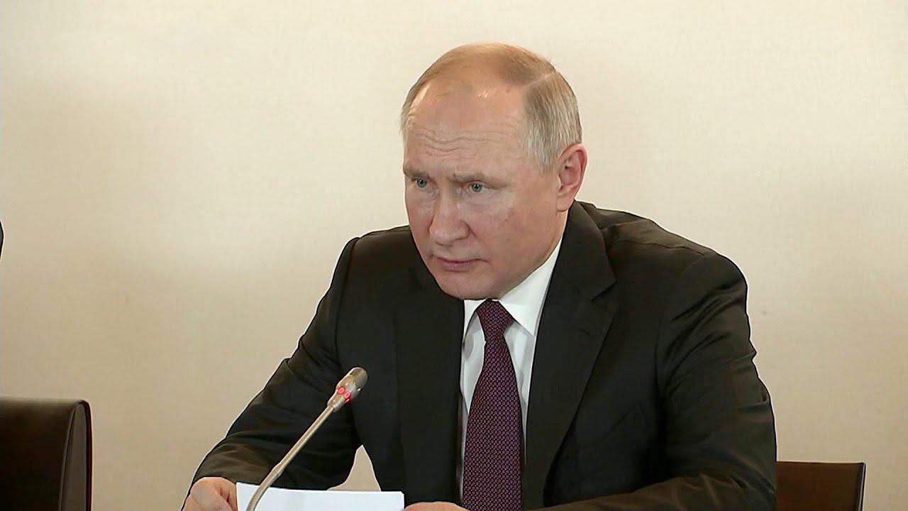 Путин в Рио-де-Жанейро расскажет об экономических приоритетах Москвы