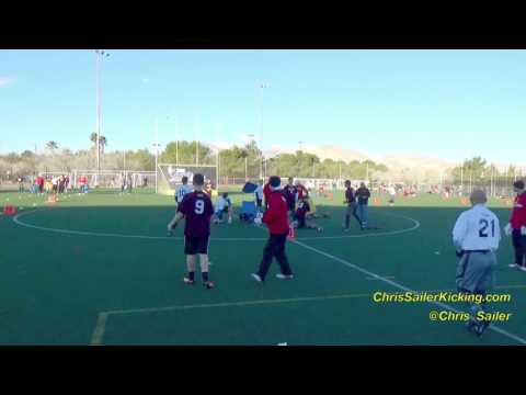 Chris Sailer Kicking, Griffin Cummins, VEGAS XXIX
