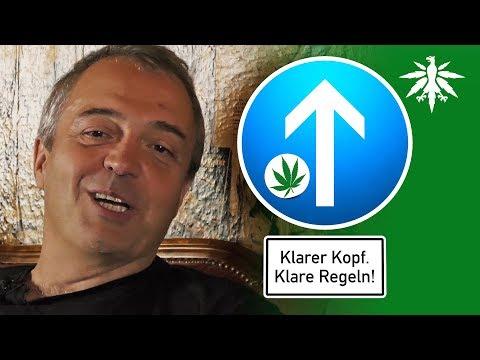 Götz Widmann: Cannabis & Führerschein auf Tour