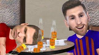 Kafanska Spika - Džeko i Messi pišu stihove