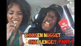 Asia Star ft Alyson Pink - Nugget challenge part 1