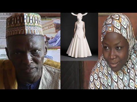 Download Mijin Aljana yayi bayanin yanda yake zama da matan sa guda 2, Aljana da bil Adama