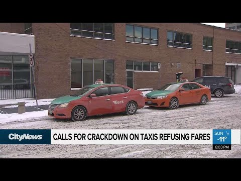 Cabs denies service to family traveling from Sick Kids