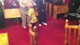 New Day Pentecostal Church - Let the Children Praise