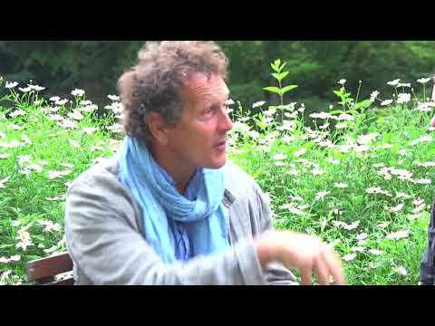 Monty Don how to get kids interested in gardening ( Monty Don from Gardeners World BBC )