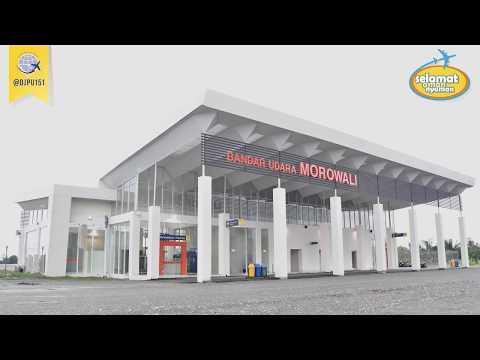 Siap Beroperasinya Bandar Udara Morowali dan Potensi Kabupaten Morowali