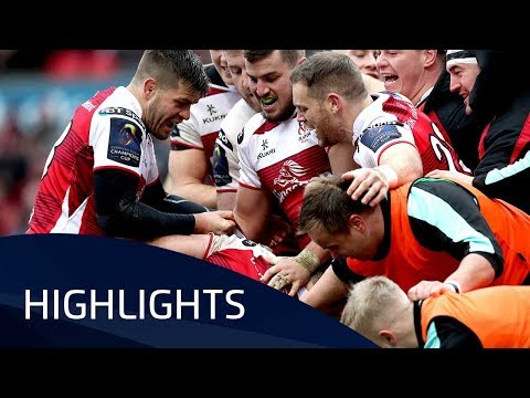 Ulster Rugby v La Rochelle (P1) - Highlights – 13.01.2018