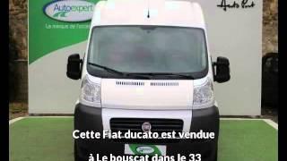 Fiat ducato occasion visible à Le bouscat présentée par Auto port(, 2015-07-31T05:32:17.000Z)