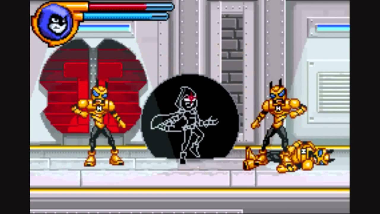 Teen Titans gba walkthrough part 1 - YouTube