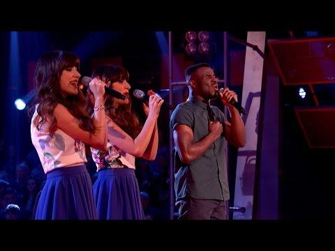 Classical Reflection vs Emmanuel Nwamadi: Battle Performance - The Voice UK 2015 - BBC One