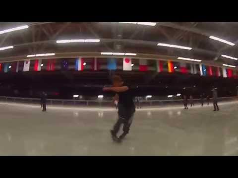ice freestyle skating berlin (beast tv)