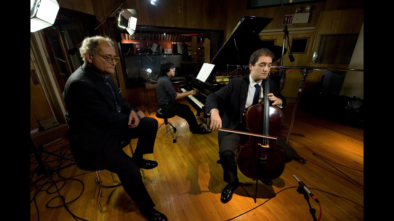 Intimate Voices: Solo and Ensemble Music of Jewish Spirit, Part 1