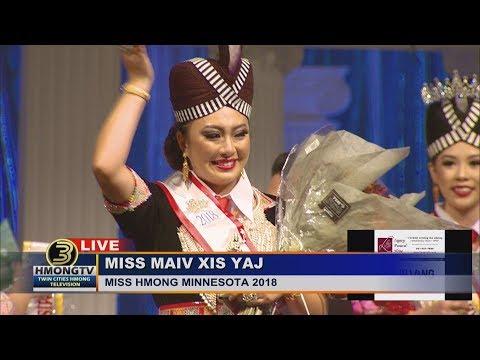 3 HMONG NEWS: Congratulations to Mai See Yang, Miss Hmong Minnesota 2018.