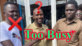 Too busy by Larson Angok Garang (official new audio)