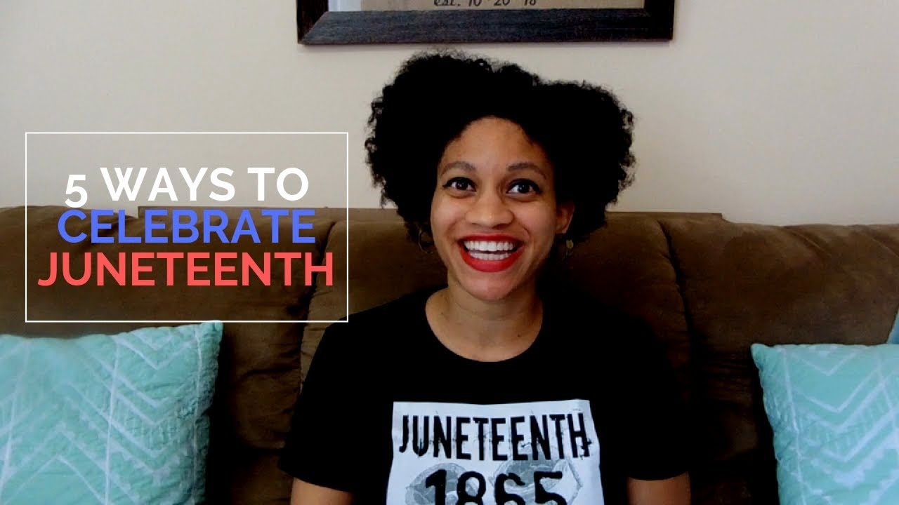 Learn about and celebrate Juneteenth 2020, African American ...