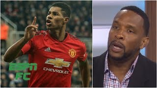 Is Marcus Rashford the right choice to be Manchester United's No. 1 striker? | Premier League