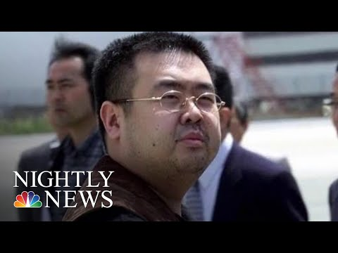 Report: Kim Jong Un's Half-Brother May Have Been A CIA Informant | NBC Nightly News