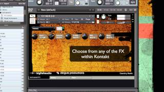 Country Roots Kontakt Library