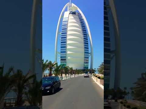 DUBAI   BURJ AL ARAB 2017   ENTRY   ONE & ONLY 7 STAR HOTEL