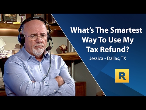 What\'s The Smartest Way To Use My Tax Refund?