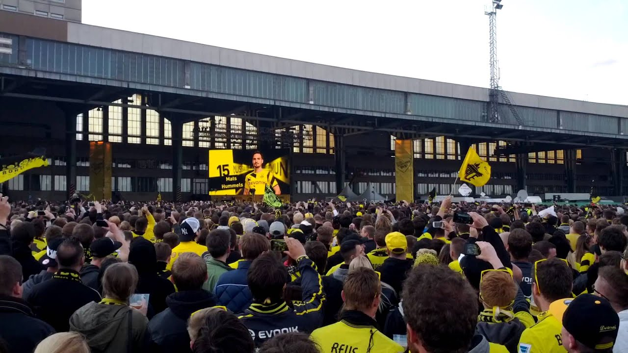Bvb Public Viewing Dortmund