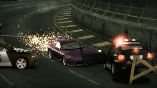 Need for Speed Most Wanted-Challenge Series#34 Roadblock
