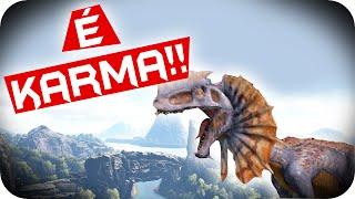 ARK Survival Evolved #160 - KARMA !!