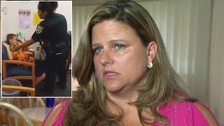 Mom of Arrested 10-Year-Old With Autism: Nightmare Continued After Video Ended