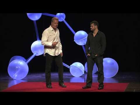 Rising pride: Tom D'Eri and John D'Eri at TEDxCoconutGrove
