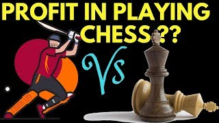 cricket Vs chess| How to increase concentration level and awareness level??