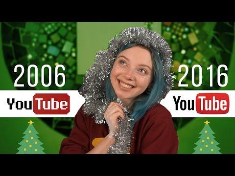 ЮТУБ В 2006 VS ЮТУБ В 2016