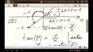Kartesische Koordinaten in Kugelkoordinaten umrechnen (Theoretische Physik)