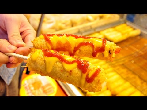 Street Food Korea - Delicious South Korean Dishes