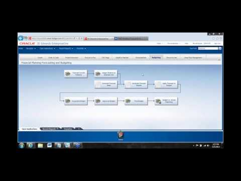 Designing JD Edwards EnterpriseOne Composite Applications