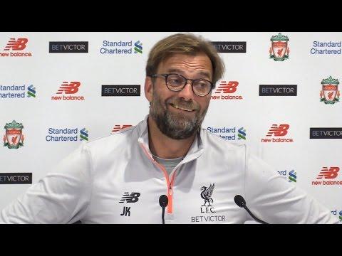 Liverpool 3-1 Everton - Jurgen Klopp Full Post Match Press Conference