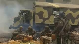 Газ 66 в Грозном 1994 95 гг