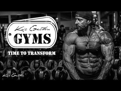 Kris Gethins Gym Intro