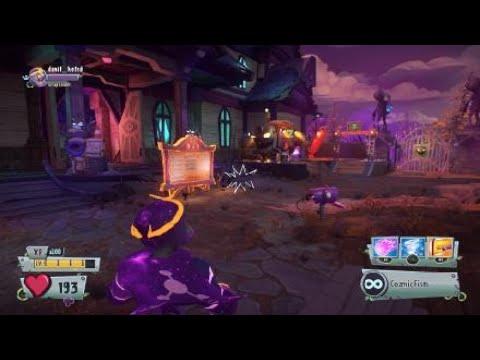 Plants vs Zombies GW Игра за космикбрейнза