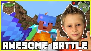 Awesome Battle   Minecraft