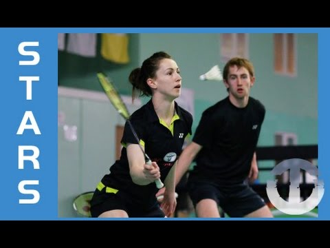 Badminton | Ireland's Magee Family on Trans World Sport