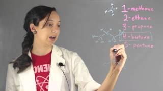 Isobutane vs. Butane : Chemistry Lessons