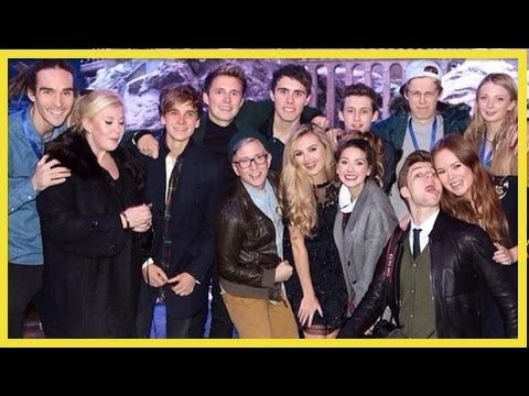 YOUTUBERS AT HOGWARTS | Tyler Oakley