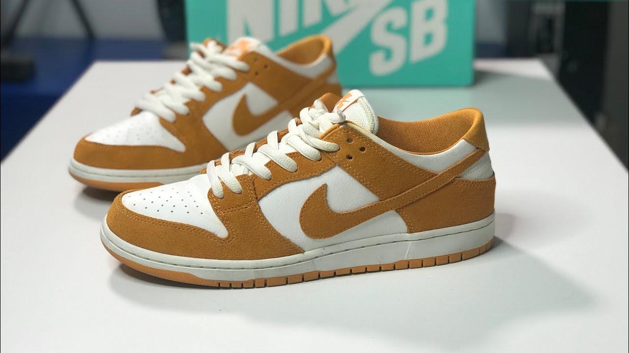Nike SB Dunk Low Pro 'Circuit Orange