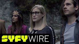 Watch: The Magicians Cast Preview Season 2 | SYFY WIRE