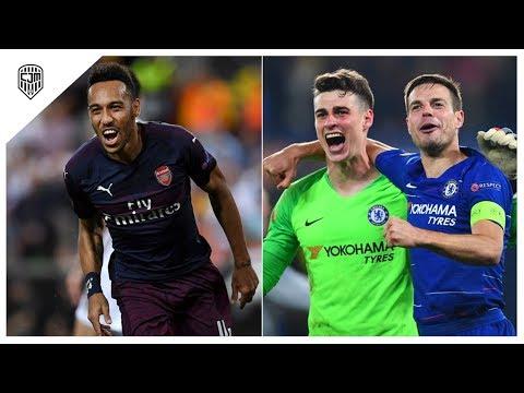 Leg Dua Semifinal UEFA Europa League: Arsenal & Chelsea Lolos Ke Final UEL 2019! (Pembahasan)