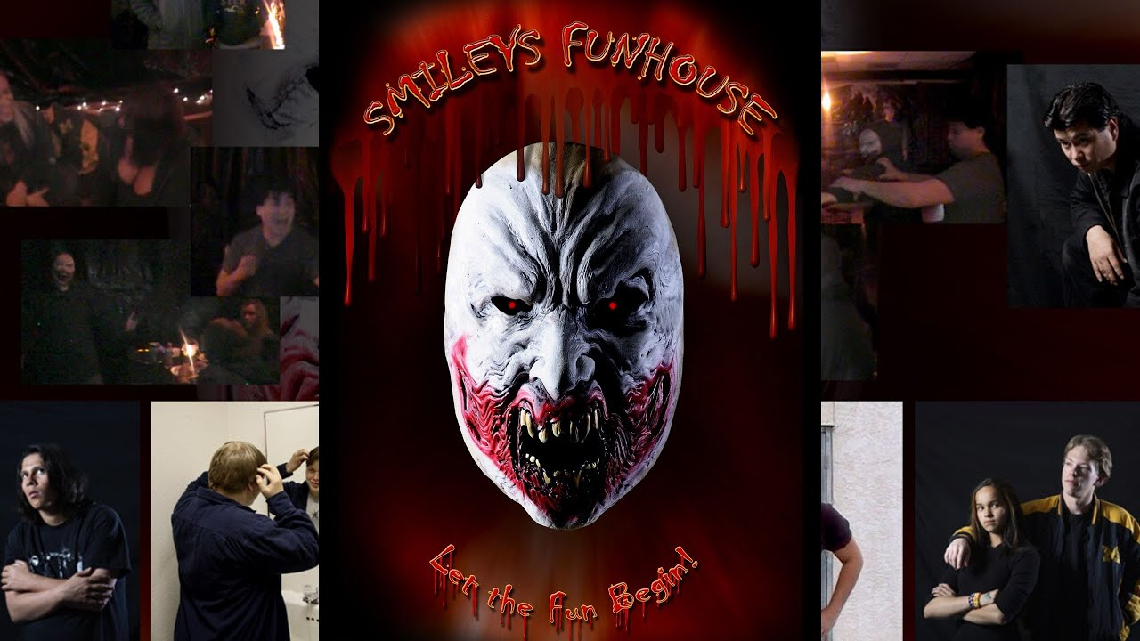 Teaser Trailer: SMILEYS FUN HOUSE